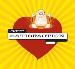 Zendesk and Get Satisfaction