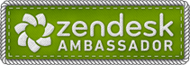 Zendesk Customer Support Software Ambassador